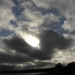 Darkness held the Light.Bushcraft-scotland